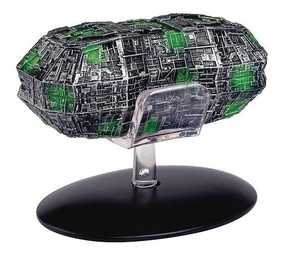 Miniatura Star Trek 130 Borg Probe Eaglemoss Bonellihq I19