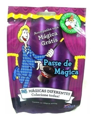Caixa Mágica Sortidas 24 Diferentes Infatil Brinquedo Jogo