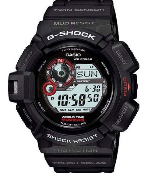 Relógio Casio Preto 9300