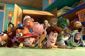 Painel De Festa Toy Story #04 200x150