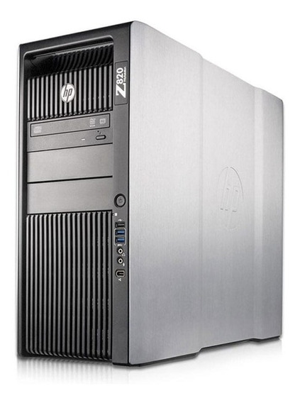 Workstation Hp Z820 2.5 Ghz 64gb 1tb Quadro K2000 Seminovo!