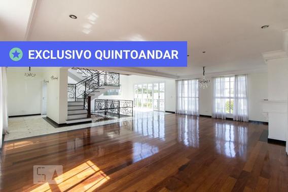 Casa Em Condomínio Com 5 Dormitórios E 4 Garagens - Id: 892970482 - 270482