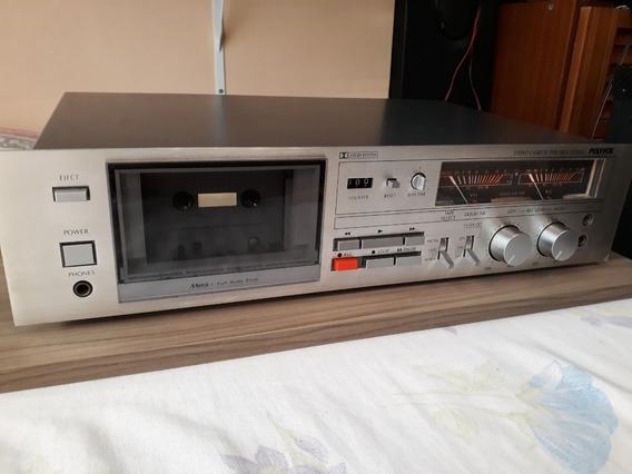 Tape Deck Polyvox Cp 650 D Ok!