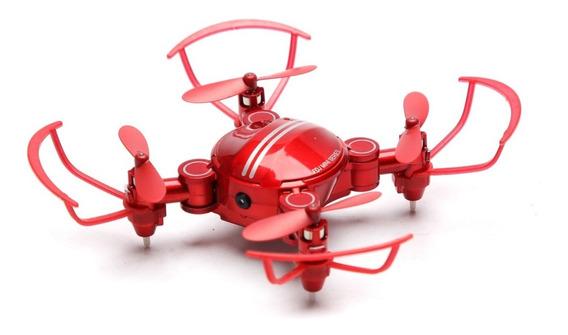 Micro Mini Drone Wifi Ao Vivo Com Camera No Celular Z201ys