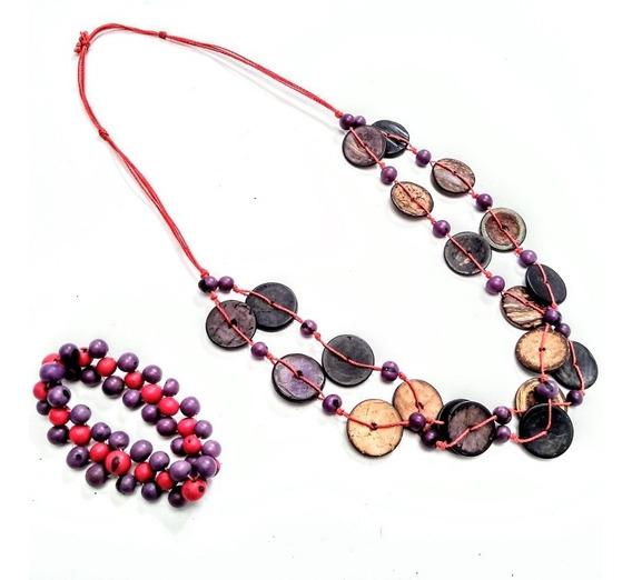 Colar Boa Energia Amuleto Indígena Umbanda 4