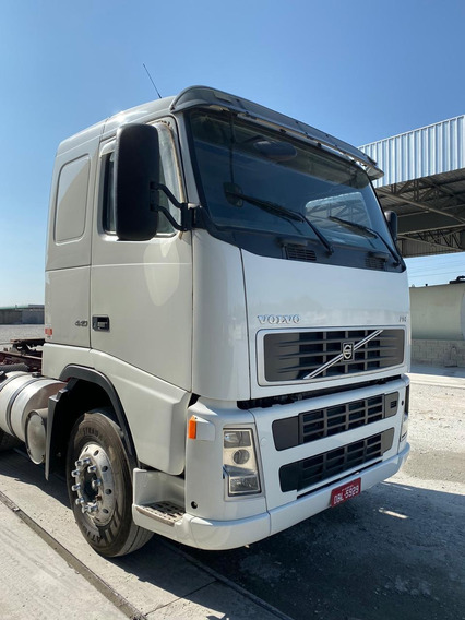 Volvo Fh 440 6x4 Bug Leve