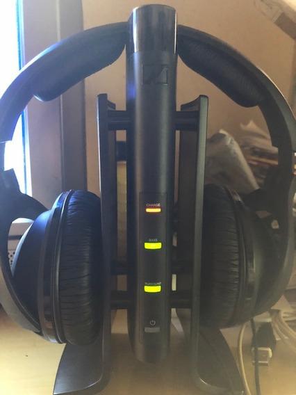 Fone Sennheiser Rs 170 Inclui Transmitter E Headphones