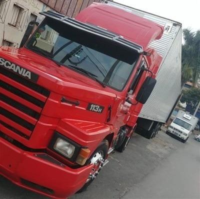 Scania 113h 360 4x2 Ano 1994