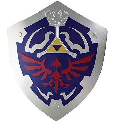 Escudo De Hylian The Legend Of Zelda.
