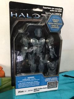 Mega Bloks Halo Active Camo Spartan