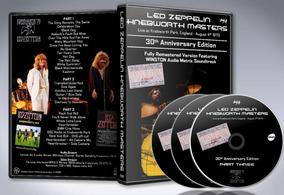 Dvd Led Zeppelin - Knebworth Festival 2004