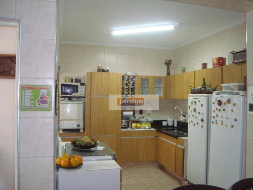 Sobrado Residencial À Venda, Vila Marlene, São Bernardo Do Campo. - So1719