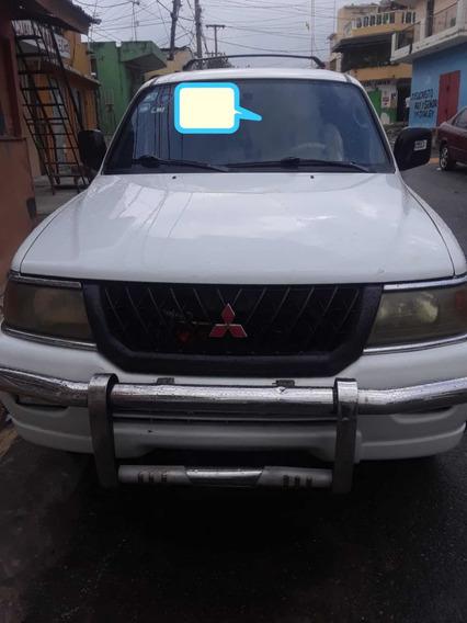 Mitsubishi Montero Bonanza Dominicanas