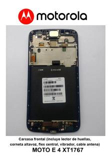 Celular Motorola Moto E 4 Xt 1767 Camara Bateria Flex Pin