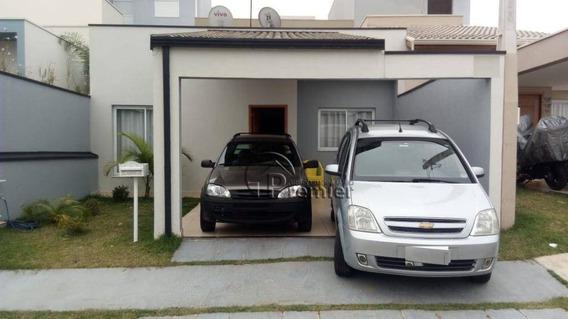 Casa À Venda, 100 M² Por R$ 420.000,00 - Jardim Montreal Residence - Indaiatuba/sp - Ca1665