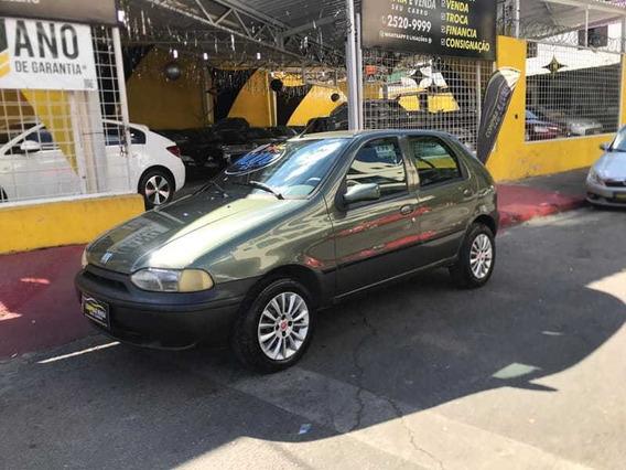 Fiat Palio Ex 1.0 8v Fire(five) 4p 2000
