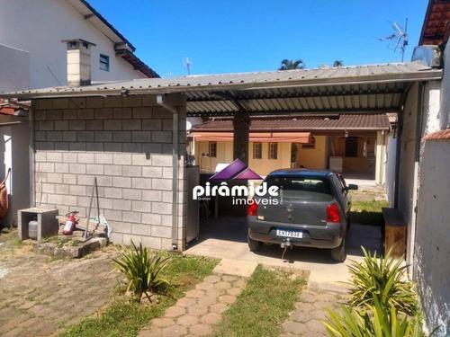 Casa Com 2 Dormitórios À Venda, 170 M² Por R$ 360.000,00 - Jardim Jaqueira - Caraguatatuba/sp - Ca6077