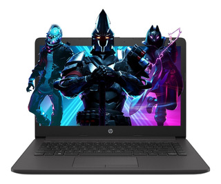 Laptop Gamer Fortnite Pubg Mobile Hp 245 G7 Amd Ryzen 3 2300u 8gb 1tb Radeon Vega 3