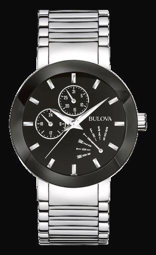 Relógio Masculino Bulova Modern 96c105
