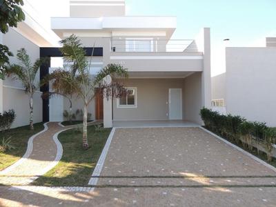 Ótima Casa Estilo Sobrado À Venda, 171 M² Por R$ 890.000 - Reserva Real - Paulínia/sp - Ca1726