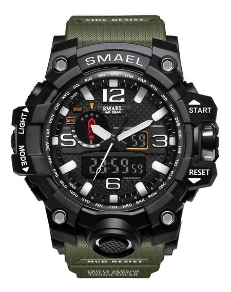 Relógio Tático Smael 1545 Promoção ( Envio Imediato )