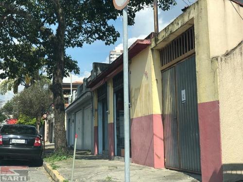 Imagem 1 de 3 de Terreno - Bairro Do Mandaqui - - 329 M² -  10,00 Metros De Frente - St18065
