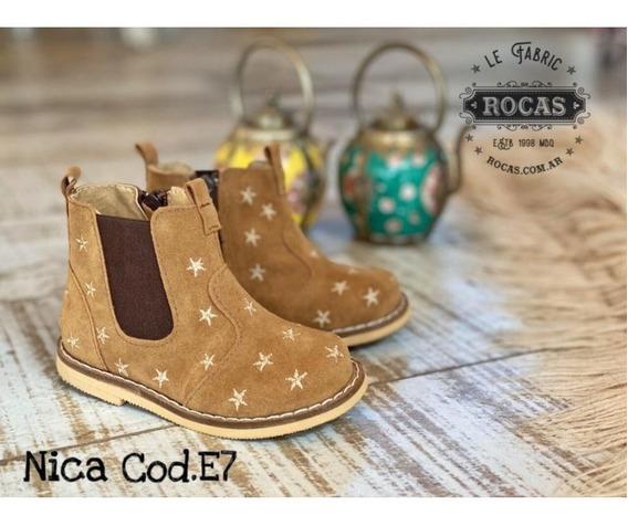 Botitas Nica Stars Rocas Edición Limitada!