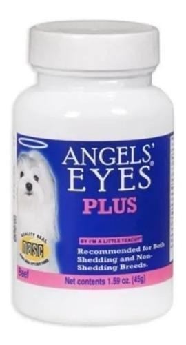 Angels Eyes Plus 45g Tira Mancha Ácida Dos Olhos (carne)