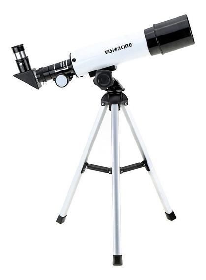 Luneta Telescópio Profissional F36050tx C/ Tripé Promoção
