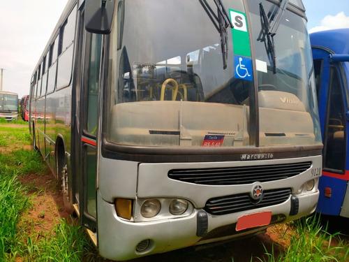 Onibus Marcopolo Viale (mb/urbano/busscar/neobus/caio)