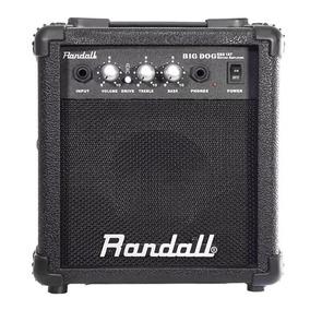 Amplificador Para Guitarra Randall Big Dog 10w 220 Volts!