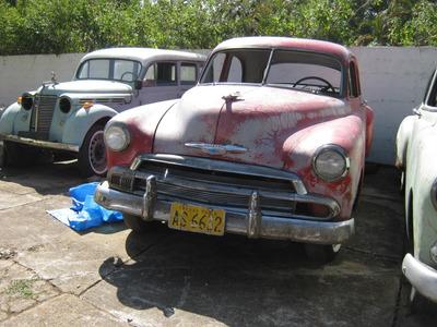 Chevrolet 51 E 52 4 Portas