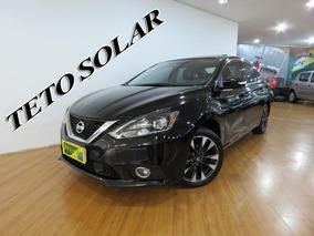 Nissan Sentra 2.0 Sl 16v Flex Aut Top De Linha C/ Teto Solar