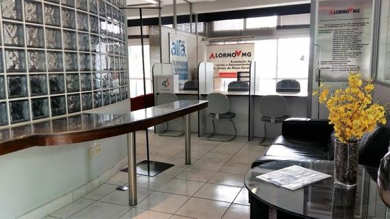 Conjunto De 4 Salas Em Frente Ao Hospital Felício Rocho - 240