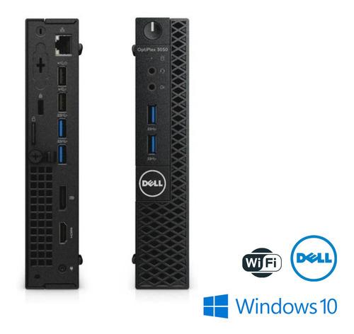 Imagem 1 de 5 de Computador Mini Dell I5 6500t 4gb Hd 500 Win10 Displayport