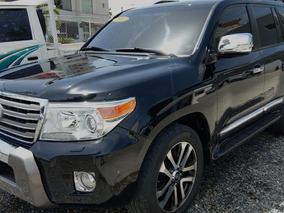 Toyota Land Cruiser Vx V8 Negra 2013