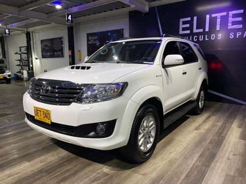 Toyota Fortuner 3.0 Srv Diesel