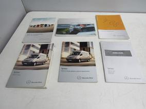 Manual Do Proprietário Mercedes Bens Sprinter 415 2014 (mk)