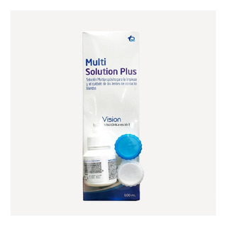 Multi Solution Lentes Contacto - L a $106