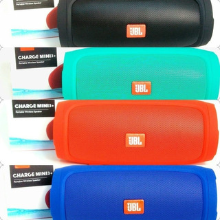 Parlante - Bafle Jbl Charge Mini 3+ /bluetooth /fm /usb /sd