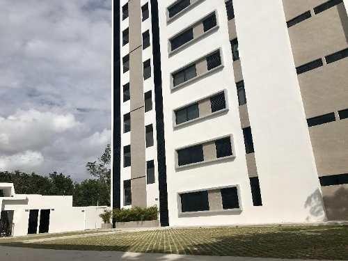 Departamento En Renta Amueblado, Cancún Quintana Roo En Av. Huayacan