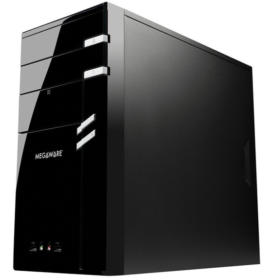 Computador Desktop Pc Intel 4gb Ram 320gb Hd