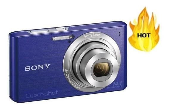 Camara Fotográfica 14.1 Mpx Sony Dsc-w610 Original Oferta !!