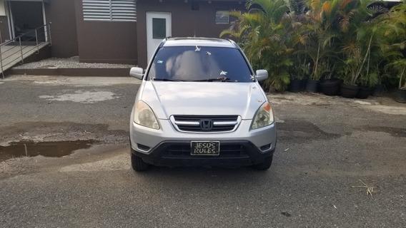 Honda Cr-v De La Casa