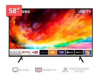 Smart Tv Samsung Un58nu7200 58 4k Ultra Hd