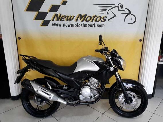 Fazer 250 Novíssima 2012