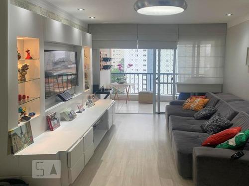 Apartamento À Venda - Bosque Da Saúde, 3 Quartos,  80 - S893086606