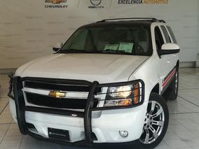 Chevrolet Tahoe D Suv Piel Cd 2a Fila Asientos At Agencia!!!
