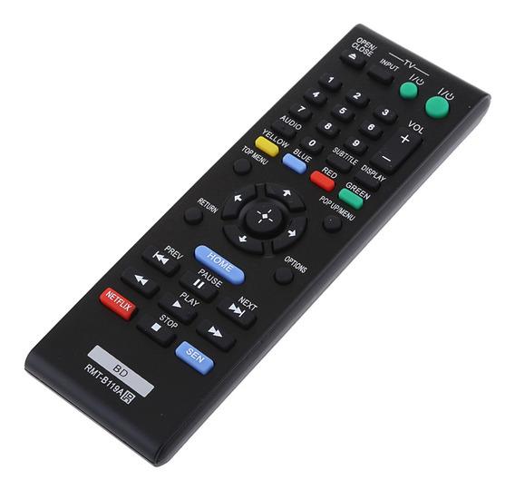 Rmt-b119a Substituição Controle Remoto Para Sony Blu Ray Dis