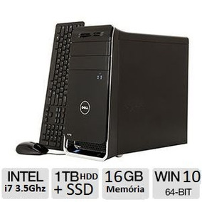 Servidor Workstation Dell Xps I7 Ssd Hd 16gb Ram 4g Video